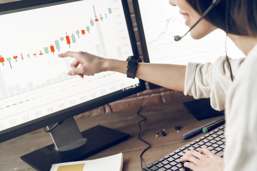 trading online definition